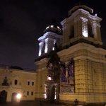 Monasterio iluminado