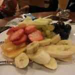 Welcome Fruit Platter for IHG Platinum member