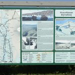 Barnafoss indications and map