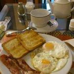 Английский завтрак (за доп. плату)
