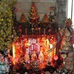 altare nella hall