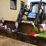 Agriturismo nelle Marche - La fattoria didattica