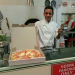 Foto de Ristorante Pizzeria Paradiso Da Toni