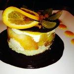Charlotte Poire-Chocolat, en voilà un dessert de saison !
