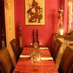 gezellig tafelen in bistro bordo