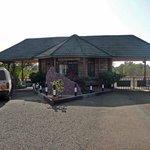 Entrance of Meru National Park