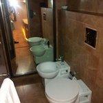 Room 814 toilet