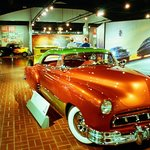 Special temporary exhibit on Customs and Hot Rods