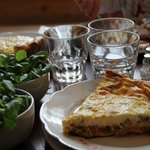 La quiche de thanksgiving