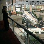 3rd floor looking into lobby