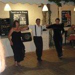 Danza greca