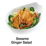 Sesame Ginger Salad