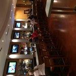 David's Club bar area.
