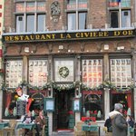 A good place for Flemish food.
