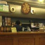 The efficient bar service