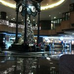 View towards reception main lobby