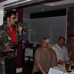 Elvis night held at Zaika
