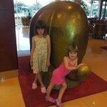 Reception at Hotel Caribe