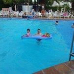 Pool at Hotel Caribe