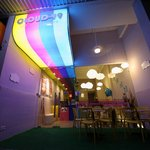 Cloud-99 Ice cream cafe at Precinct88