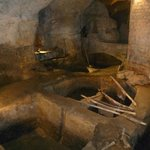 Nottingham caves: a old Tannery