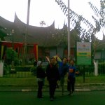me and my friends at TMII