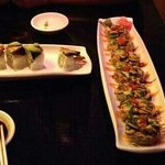 Delicious and beautiful sushi!