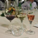 Trilogia di vini