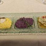 Trilogia di risotti