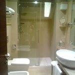 Bagno n. 2: la doccia!