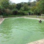 The natural Spa at Lake Bogoria Hotel
