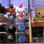 Minibar grátis (exceto bebidas alcóolicas)