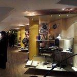 Retro exhibits