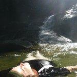 Restorative Soak in Bocawina Falls