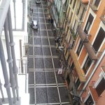 Vista a calle La Estafeta