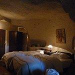 L'une des chambres