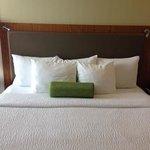 Bed -- Ahhh....