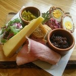 Ploughmans Lunch!