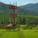 Just Live!: Zipline Tower & Our Guide