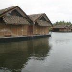Floating Cottages