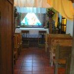 petite chapelle de l'hotel