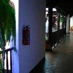couloir (tres sympa )