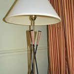 Golf Club Lamp