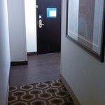 Foyer in king room