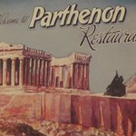 """Wecome to Parthenon Restaurant"""