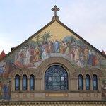 Стэнфордская церквь