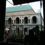 the basilica Vicenza
