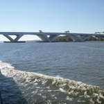 Boat ride on the Potomac River