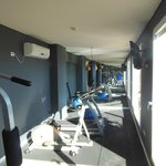 Fitness Room on 7th Floor
