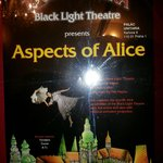Cartaz - Aspects of Alice - Ta Fantastika